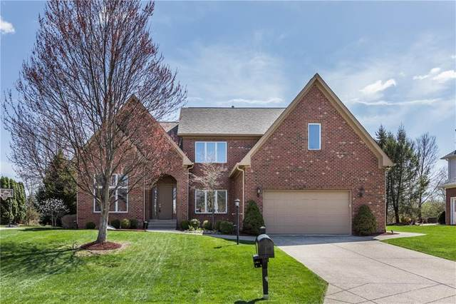 11807 Creekstone Way, Zionsville, IN 46077 (MLS #21788289) :: Anthony Robinson & AMR Real Estate Group LLC
