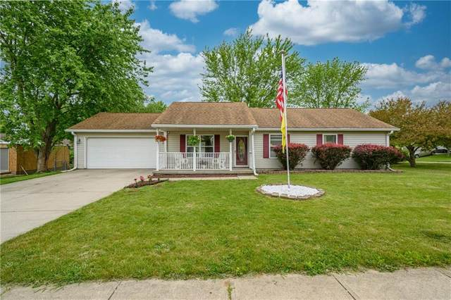 911 E Williamsburg Lane, Nineveh, IN 46164 (MLS #21788296) :: Mike Price Realty Team - RE/MAX Centerstone