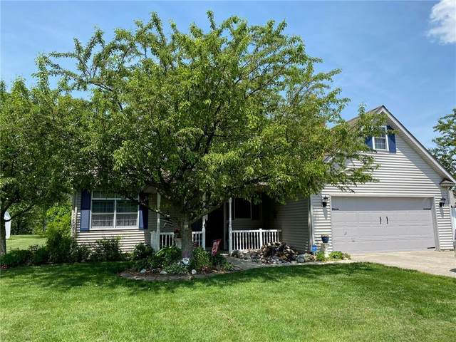 130 Hawthorn Drive, Pendleton, IN 46064 (MLS #21788308) :: Mike Price Realty Team - RE/MAX Centerstone