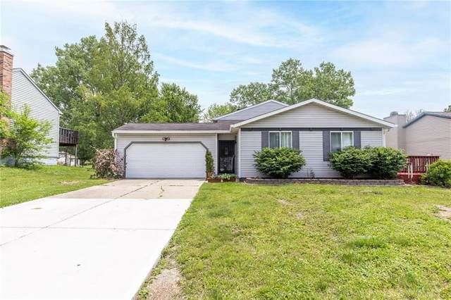 6815 Middleton Court, Indianapolis, IN 46268 (MLS #21788326) :: Dean Wagner Realtors