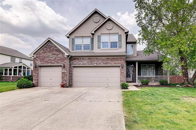 1780 Spring Beauty Drive, Avon, IN 46123 (MLS #21788334) :: Mike Price Realty Team - RE/MAX Centerstone