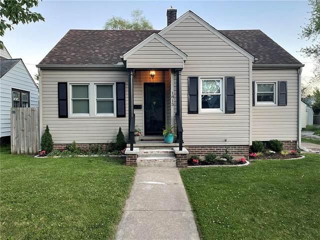 1815 Pierce Street, Lafayette, IN 47904 (MLS #21788339) :: Heard Real Estate Team   eXp Realty, LLC
