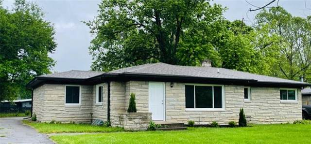 4819 Lesley, Indianapolis, IN 46226 (MLS #21788345) :: Mike Price Realty Team - RE/MAX Centerstone