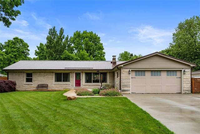 2751 W 600 South, Anderson, IN 46013 (MLS #21788373) :: RE/MAX Legacy