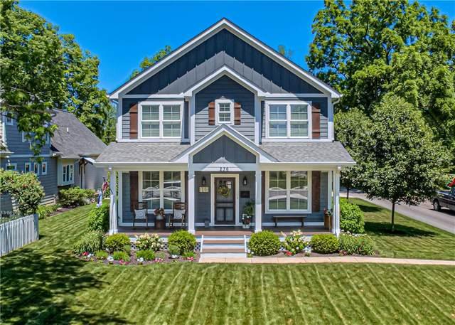 236 E North Street, Westfield, IN 46074 (MLS #21788390) :: Ferris Property Group