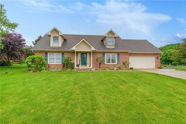 6440 S Co Rd 275E, Clayton, IN 46118 (MLS #21788391) :: Heard Real Estate Team | eXp Realty, LLC