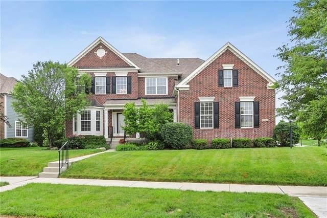 13456 Alston Drive, Fishers, IN 46037 (MLS #21788408) :: Keller & Corbett Real Estate