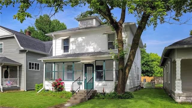 109 S 5th Avenue, Beech Grove, IN 46107 (MLS #21788410) :: Keller & Corbett Real Estate