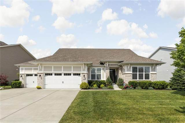 6187 Bayard Drive, Noblesville, IN 46062 (MLS #21788421) :: Mike Price Realty Team - RE/MAX Centerstone
