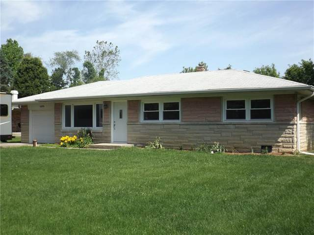 4556 Blackstone Drive, Indianapolis, IN 46237 (MLS #21788426) :: Ferris Property Group