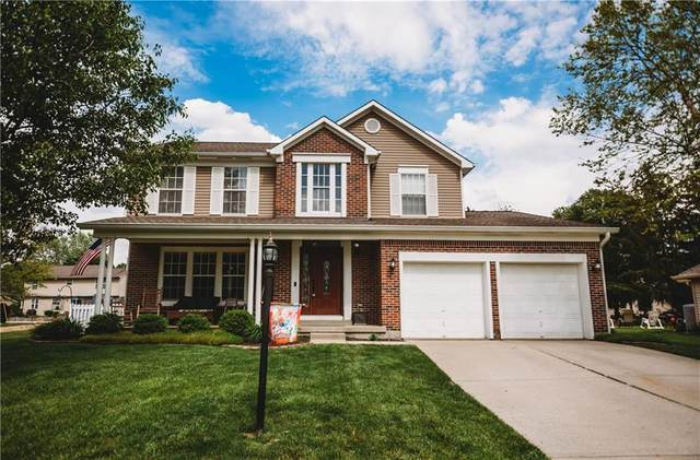 13181 Conner Knoll Parkway, Fishers, IN 46038 (MLS #21788437) :: Mike Price Realty Team - RE/MAX Centerstone