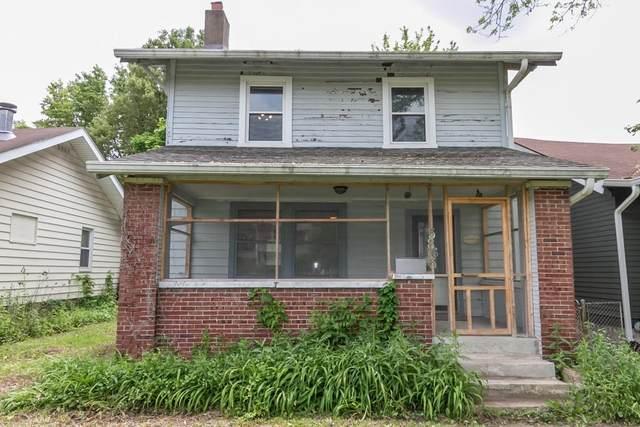 5865 E Julian Avenue #0, Indianapolis, IN 46219 (MLS #21788447) :: Ferris Property Group
