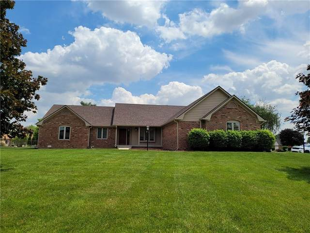 1104 Executive Drive, Shelbyville, IN 46176 (MLS #21788452) :: RE/MAX Legacy