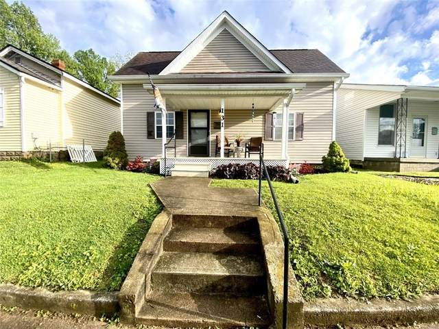 131 W Walnut Street, Greensburg, IN 47240 (MLS #21788473) :: Mike Price Realty Team - RE/MAX Centerstone