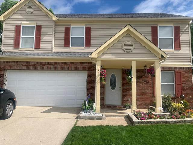 7530 E Redcliff Road, Indianapolis, IN 46256 (MLS #21788487) :: Heard Real Estate Team | eXp Realty, LLC