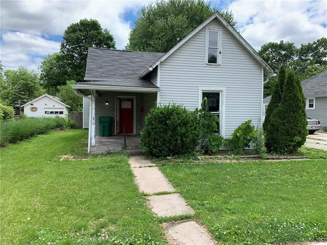 313 S Green Street, Brownsburg, IN 46112 (MLS #21788492) :: Mike Price Realty Team - RE/MAX Centerstone