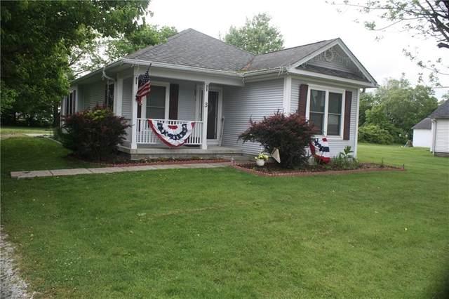 3 East Street, Greencastle, IN 46135 (MLS #21788493) :: The ORR Home Selling Team