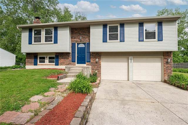 7627 Savannah Drive, Indianapolis, IN 46217 (MLS #21788542) :: Ferris Property Group