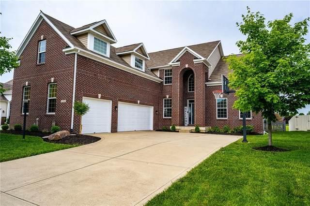 12564 Bellingham Boulevard, Fishers, IN 46037 (MLS #21788557) :: Ferris Property Group