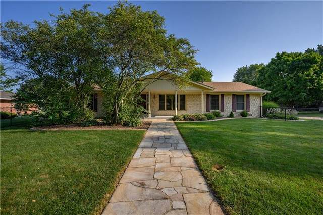 1201 Hillview Drive, Franklin, IN 46131 (MLS #21788582) :: AR/haus Group Realty