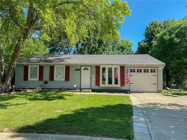 5724 Hacienda Court, Indianapolis, IN 46237 (MLS #21788586) :: Mike Price Realty Team - RE/MAX Centerstone
