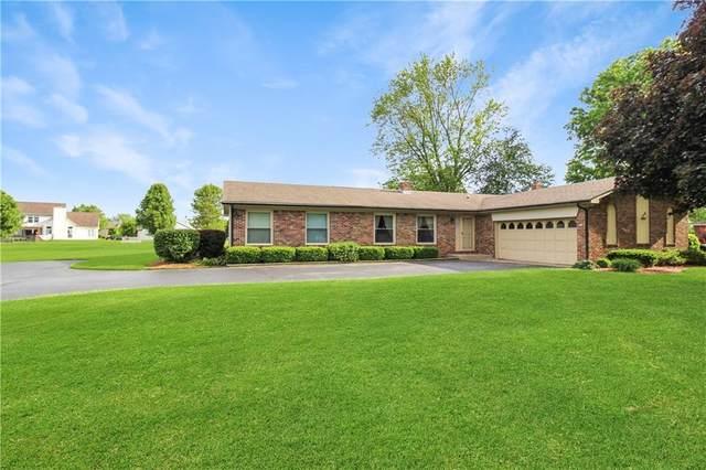 5581 E County Road 350 S, Plainfield, IN 46168 (MLS #21788592) :: Keller & Corbett Real Estate