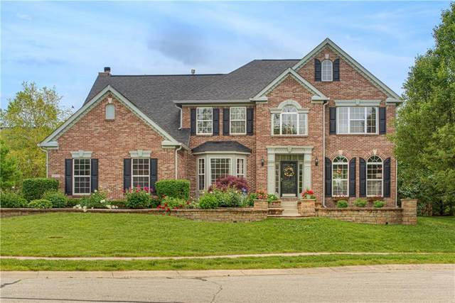 13859 Hawkstone Drive, Fishers, IN 46040 (MLS #21788595) :: Mike Price Realty Team - RE/MAX Centerstone