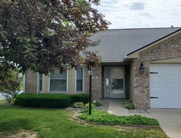 249 Waterford Court, Avon, IN 46123 (MLS #21788602) :: Anthony Robinson & AMR Real Estate Group LLC