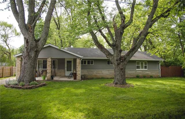 3334 Brewer Drive, Indianapolis, IN 46222 (MLS #21788613) :: Mike Price Realty Team - RE/MAX Centerstone
