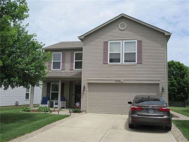 2195 Olympia Drive, Franklin, IN 46131 (MLS #21788665) :: Ferris Property Group