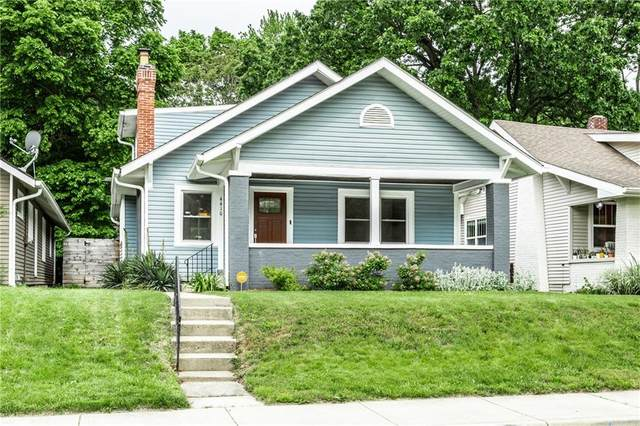 4410 Carrollton Avenue, Indianapolis, IN 46205 (MLS #21788668) :: Mike Price Realty Team - RE/MAX Centerstone