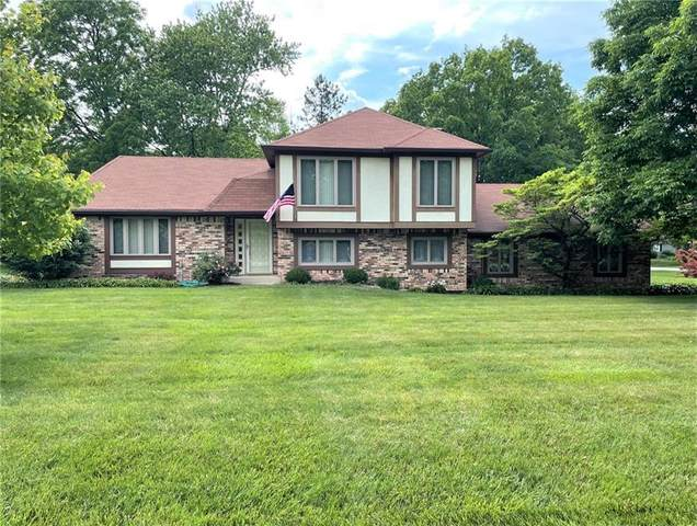 1 Angela Lane, Carmel, IN 46032 (MLS #21788674) :: Mike Price Realty Team - RE/MAX Centerstone
