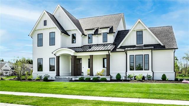 3721 Aldrew Place, Carmel, IN 46074 (MLS #21788712) :: Mike Price Realty Team - RE/MAX Centerstone