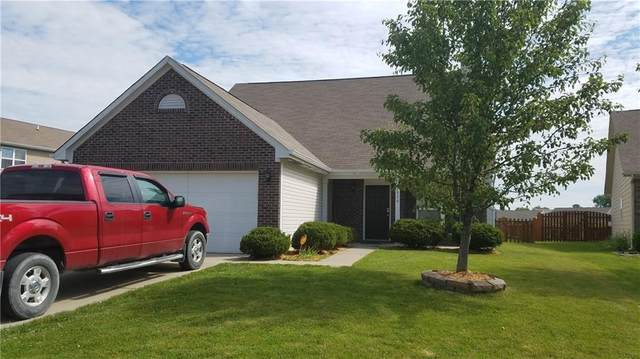 7616 Cloudy Court, Camby, IN 46113 (MLS #21788715) :: Mike Price Realty Team - RE/MAX Centerstone