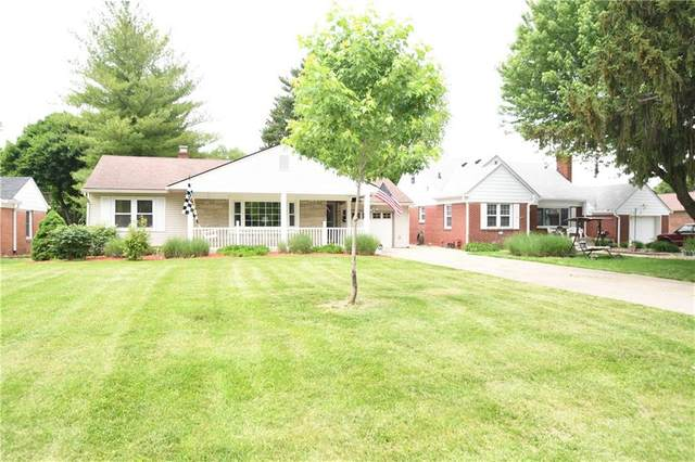 1430 N Worth Avenue, Speedway, IN 46224 (MLS #21788716) :: Mike Price Realty Team - RE/MAX Centerstone