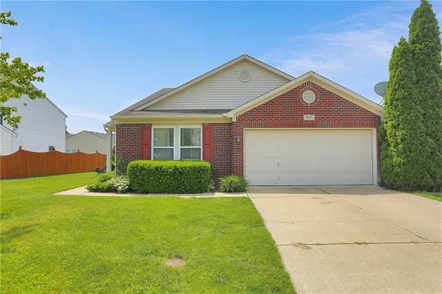 6643 Olive Branch Court, Indianapolis, IN 46237 (MLS #21788723) :: Richwine Elite Group