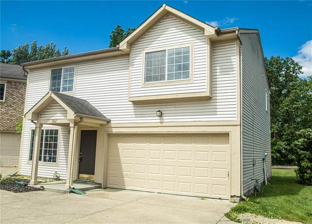 5047 Lewiston Drive, Indianapolis, IN 46254 (MLS #21788725) :: Mike Price Realty Team - RE/MAX Centerstone