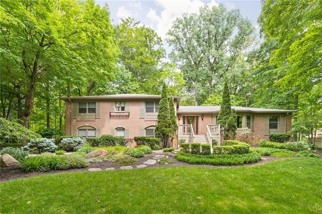 8187 N Meridian Street, Indianapolis, IN 46260 (MLS #21788727) :: Mike Price Realty Team - RE/MAX Centerstone