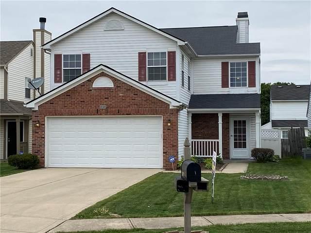 10972 Cedar Pine Drive, Indianapolis, IN 46235 (MLS #21788732) :: Ferris Property Group