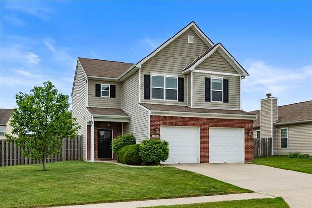 3506 Limesprings Lane, Whitestown, IN 46075 (MLS #21788765) :: Keller & Corbett Real Estate