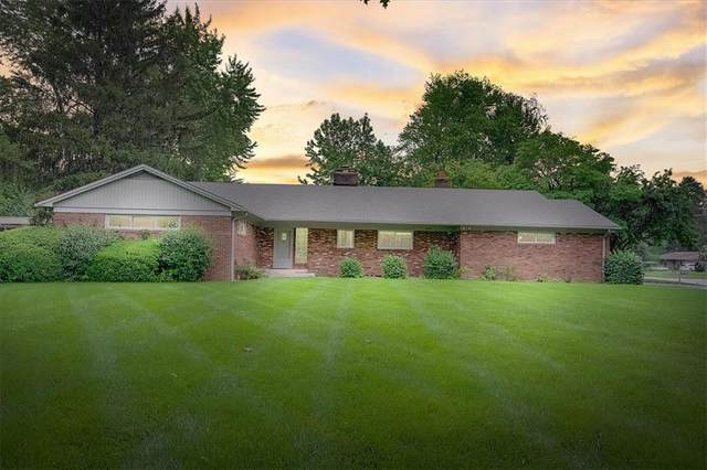 296 W 73rd Street, Indianapolis, IN 46260 (MLS #21788790) :: Heard Real Estate Team | eXp Realty, LLC