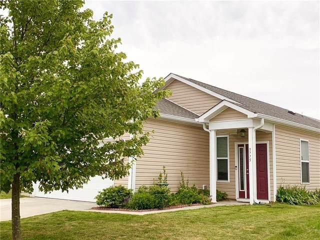 5775 Weeping Willow Place, Whitestown, IN 46075 (MLS #21788795) :: Keller & Corbett Real Estate