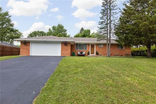 418 Dunbar Drive, Indianapolis, IN 46229 (MLS #21788796) :: Keller & Corbett Real Estate