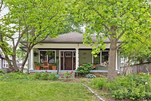 5307 Guilford Avenue, Indianapolis, IN 46220 (MLS #21788802) :: AR/haus Group Realty