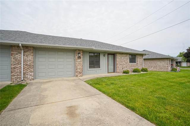 4115 Roundhill Drive, Anderson, IN 46013 (MLS #21788803) :: RE/MAX Legacy