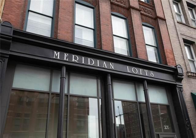 207 S Meridian Street 2B, Indianapolis, IN 46225 (MLS #21788810) :: RE/MAX Legacy