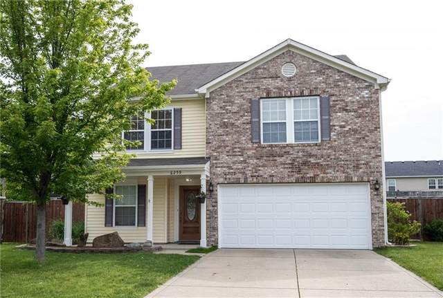 6259 Teacup Drive, Indianapolis, IN 46235 (MLS #21788814) :: The ORR Home Selling Team