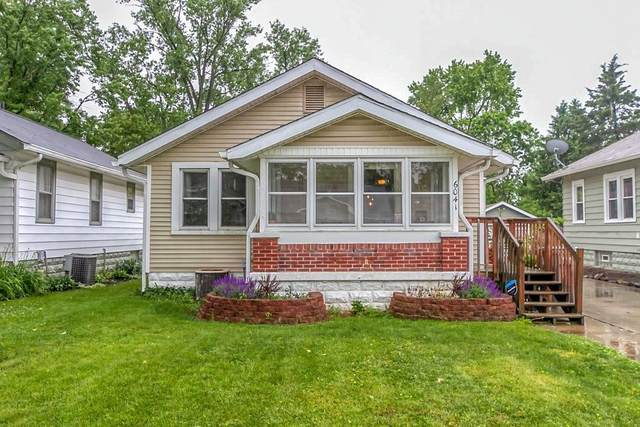6041 Dewey Avenue, Indianapolis, IN 46219 (MLS #21788821) :: Mike Price Realty Team - RE/MAX Centerstone