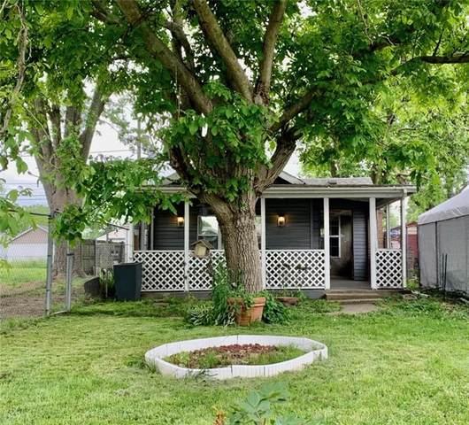 2546 S Mcclure Street, Indianapolis, IN 46241 (MLS #21788823) :: Keller & Corbett Real Estate