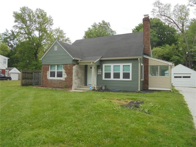 2954 N Centennial Street, Indianapolis, IN 46222 (MLS #21788870) :: Mike Price Realty Team - RE/MAX Centerstone